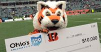 2018 Bengals Kickoff College Savings Giveaway Winners Announced