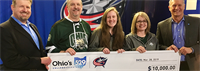 Blue Jackets and Ohio's 529 Plan Announce Our College Savings Assist Winners!