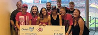 2020 Reds College Savings Grand Slam winner