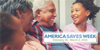 Pledge To Save During America Saves/Military Saves Week