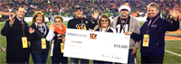 Kickoff Your College Savings with CollegeAdvantage and the Cincinnati Bengals