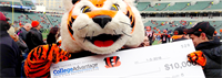 Kick Off Your College Savings With The Bengals And Ohio's 529 Plan
