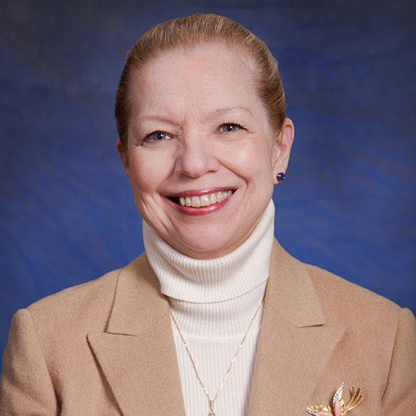 Ann Womer Benjamin, JD Board Member, Mayor of the City of Aurora